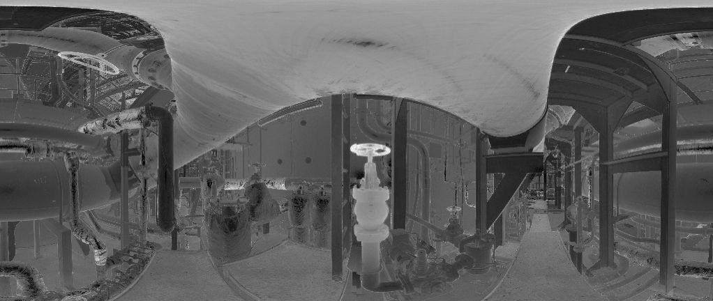 360 Degree Laser Scan