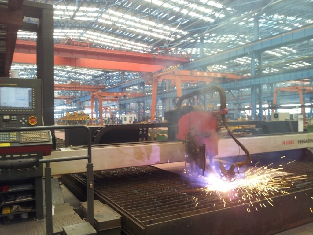 Newbuilding Steel Cutting